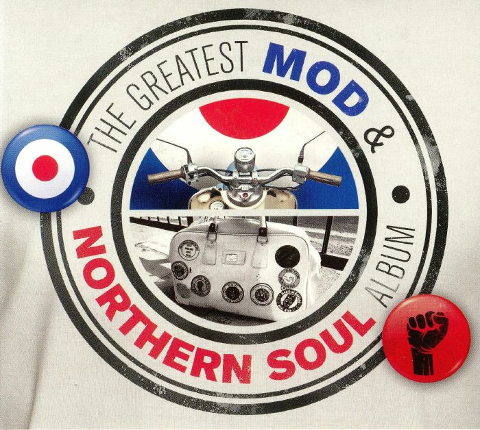 VARIOUS The Greatest Mod & Northern Soul Album vinyl at Juno Records