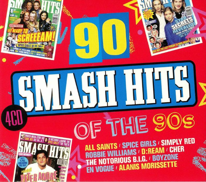 VARIOUS 90s Smash Hits Of The 90s vinyl at Juno Records