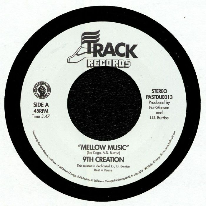 9TH CREATION Mellow Music (reissue) vinyl at Juno Records