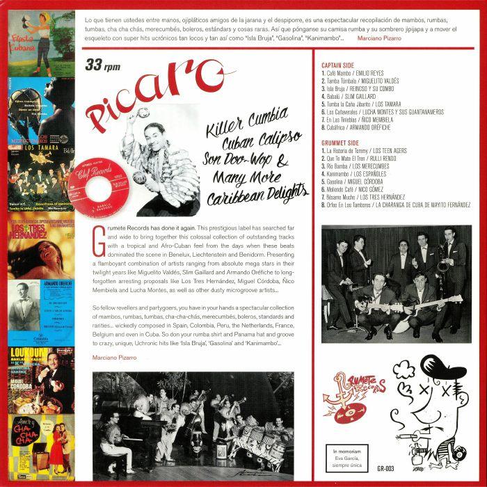 VARIOUS Picaro Vol 3 vinyl at Juno Records