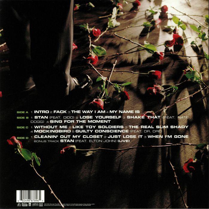 EMINEM Curtain Call: The Hits Vinyl At Juno Records