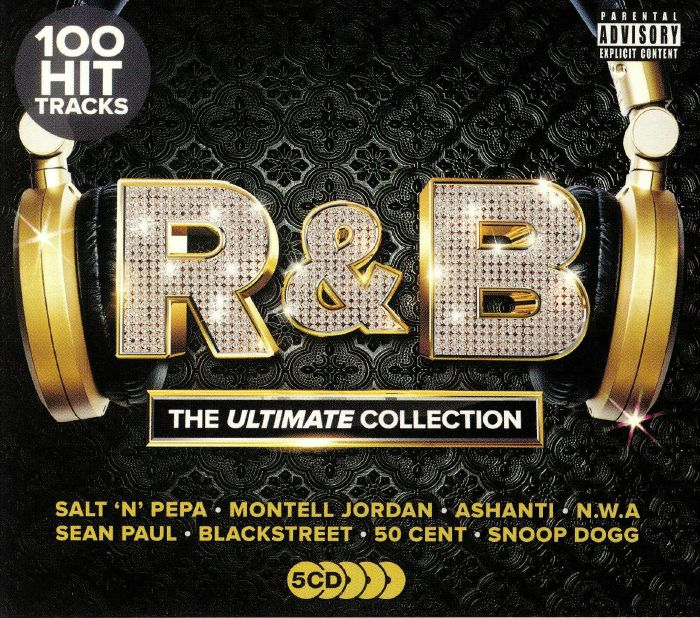 63ee8dd0c VARIOUS R&B: The Ultimate Collection vinyl at Juno Records.