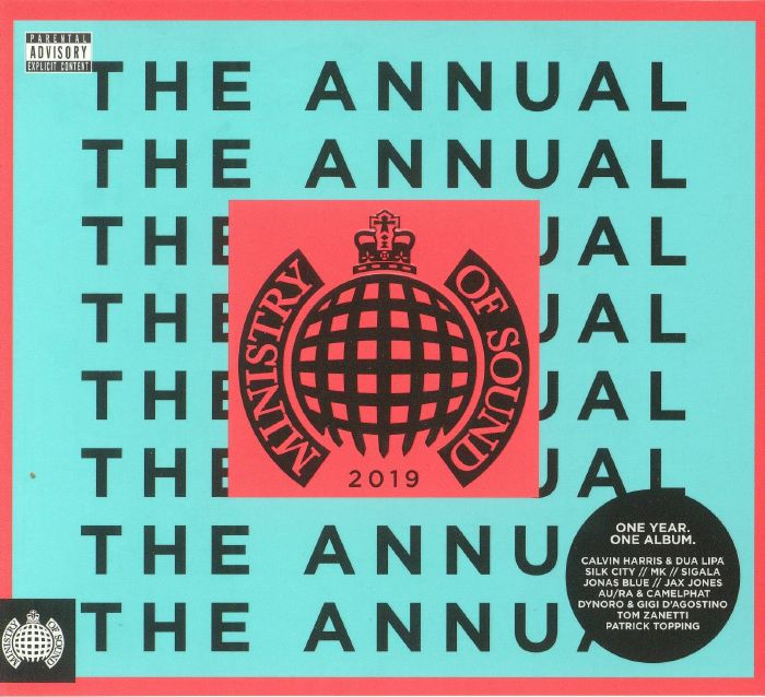 VARIOUS The Annual 2019: Ministry Of Sound vinyl at Juno