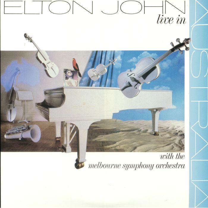 Elton JOHN Live In Australia (With The Melbourne Symphony