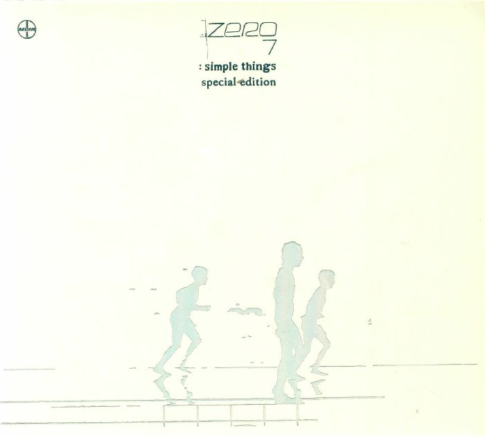 Zero 7 Simple Things Special Edition Reissue Vinyl At