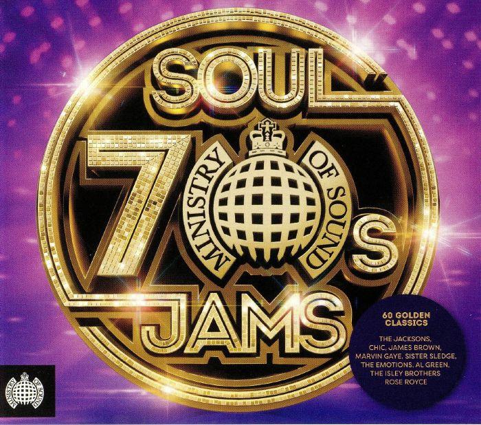 VARIOUS 70s Soul Jams vinyl at Juno Records