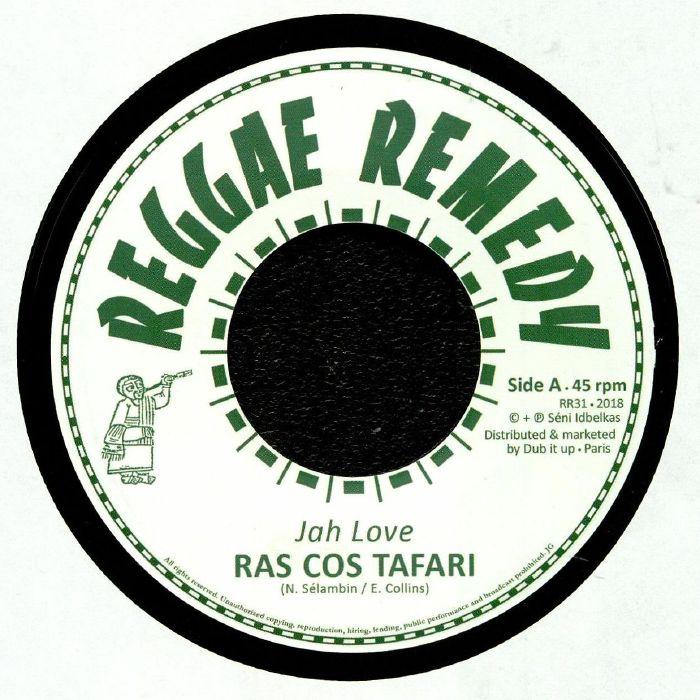 RAS COS TAFARI/REGGAE REMEDY RIDDIM SECTION Jah