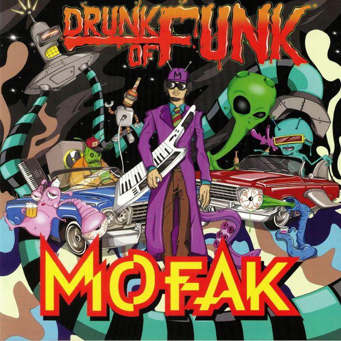 MOFAK Drunk Of Funk vinyl at Juno Records