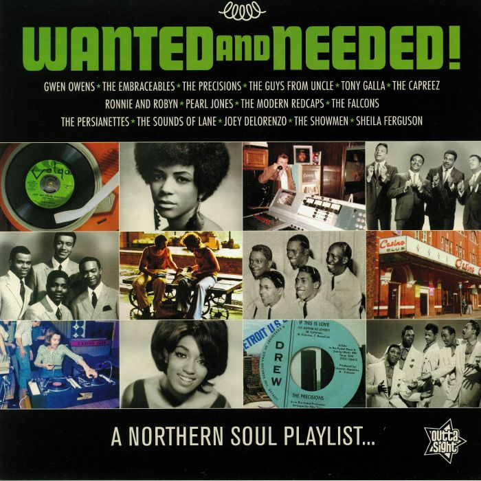 Various Wanted Amp Needed A Northern Soul Playlist Vinyl
