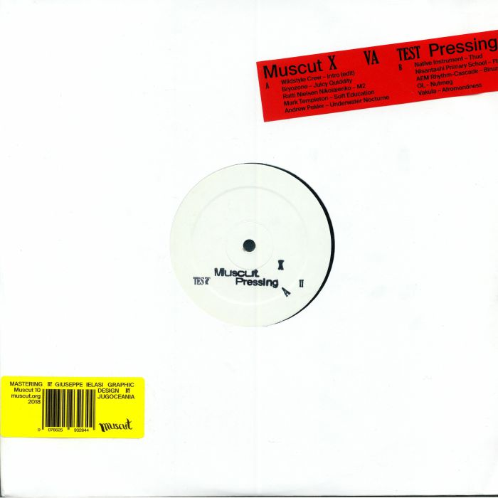 VARIOUS Test Pressing II vinyl at Juno Records