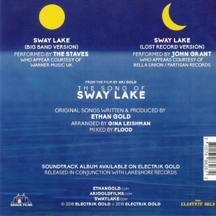 Ethan GOLD/JOHN GRANT/THE STAVES Sway Lake vinyl at Juno Records