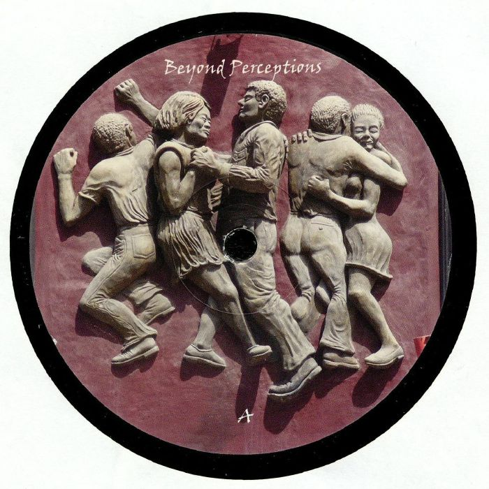 DJ JUS ED/MELCHIOR SULTANA Beyond Perceptions vinyl
