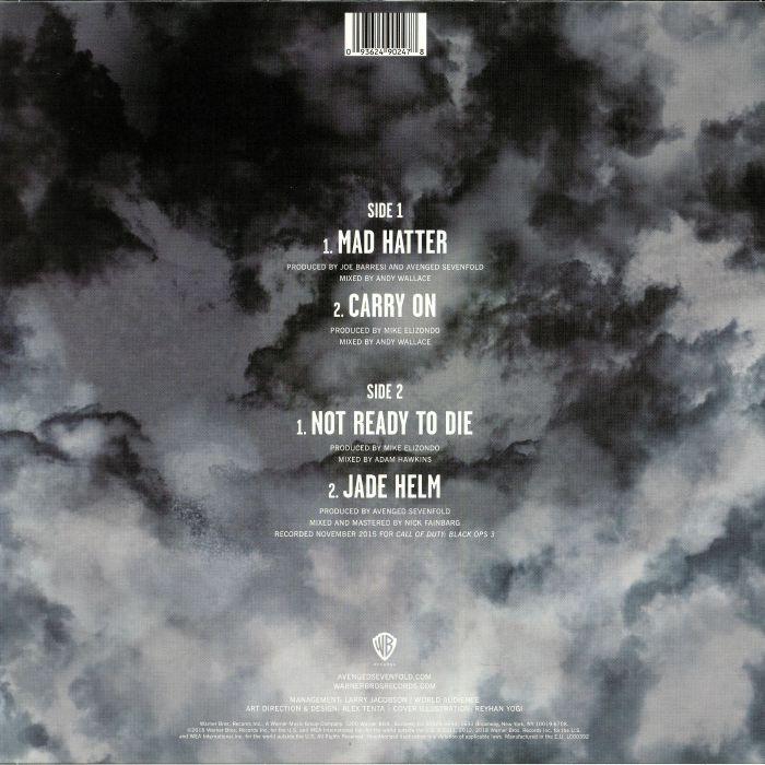 AVENGED SEVENFOLD Black Reign vinyl at Juno Records