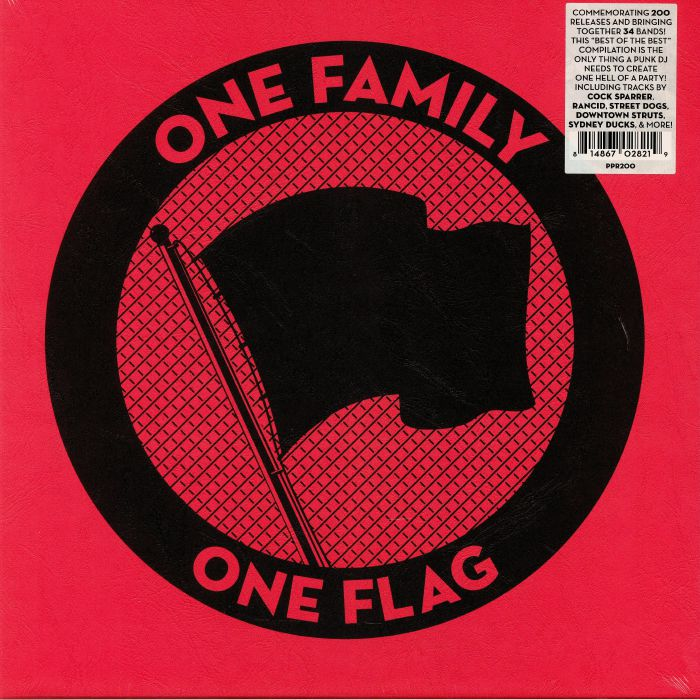 VARIOUS One Family One Flag (Deluxe Edition) vinyl at Juno