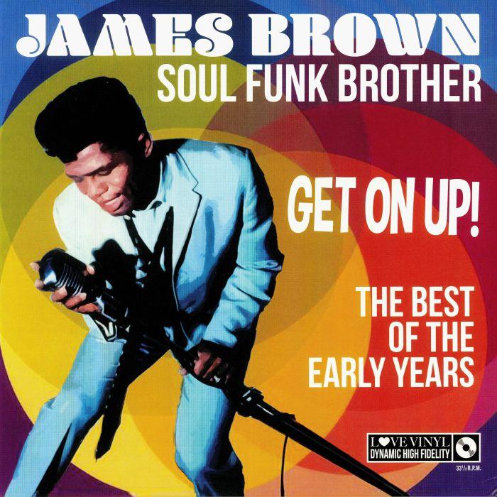 James BROWN Soul Funk Brother Vinyl At Juno Records