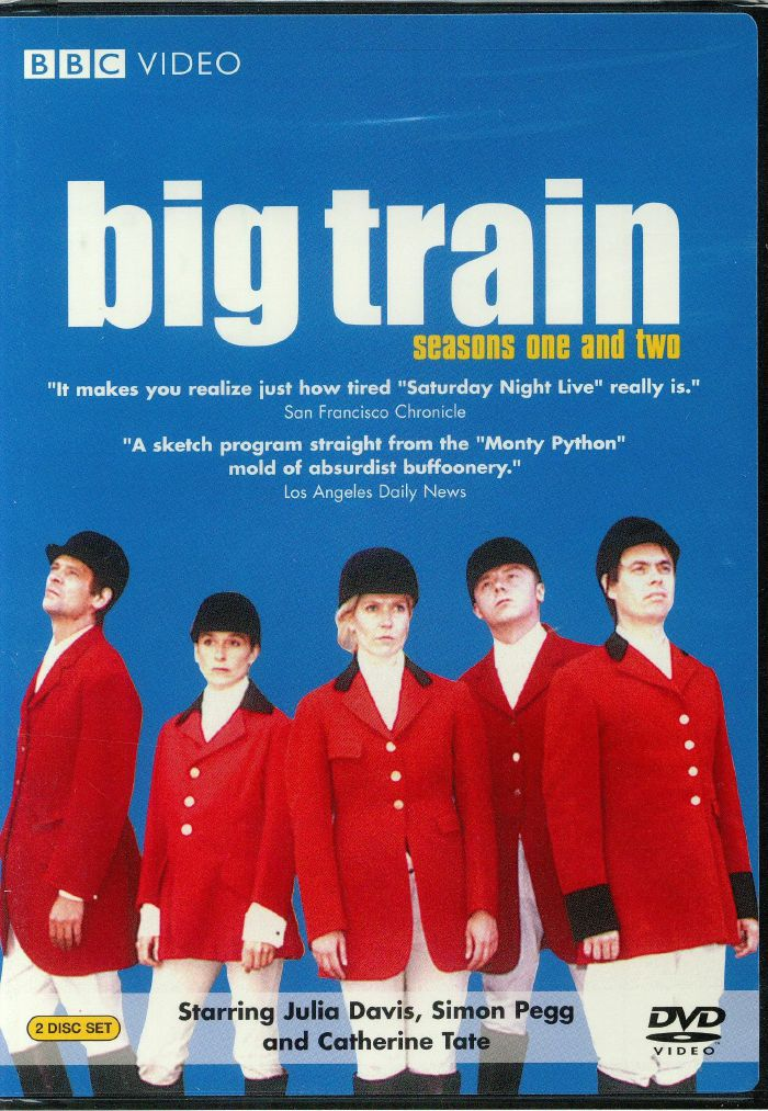 BIG TRAIN - Big Train Seasons 1 & 2