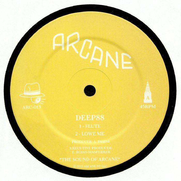 Deep88 Flute Vinyl At Juno Records.