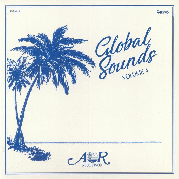 Charles MAURICE/VARIOUS AOR Global Sounds Vol 4: 1977 1986