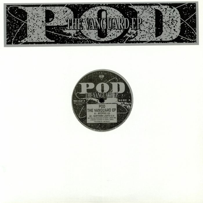 Pod Aka Kenny Larkin The Vanguard Ep (reissue) Vinyl At Juno Records.
