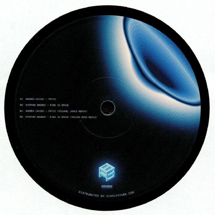 Andrea Caioni/stephan Bazbaz Second Addition Vinyl At Juno Records.