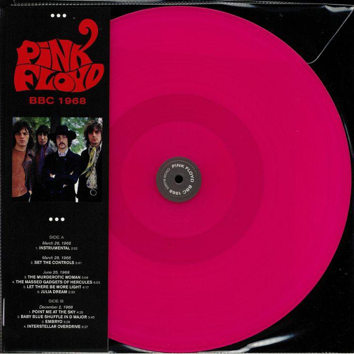 PINK FLOYD BBC 1968 vinyl at Juno Records