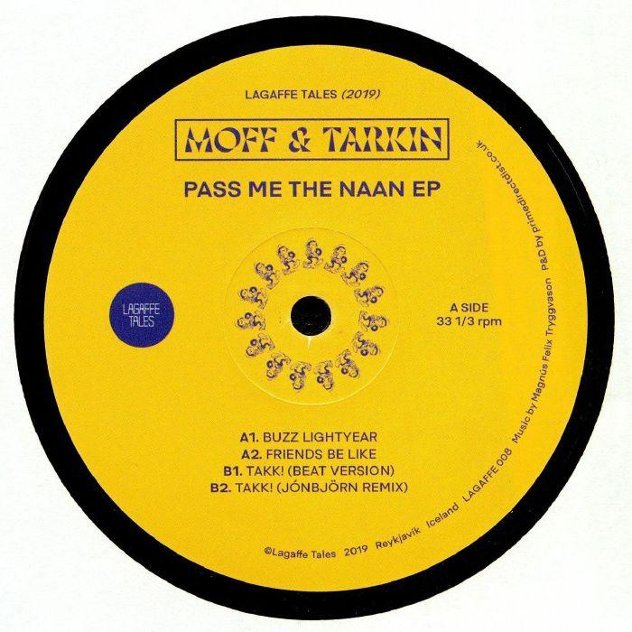 Moff & Tarkin Pass Me The Naan Ep Vinyl At Juno Records.