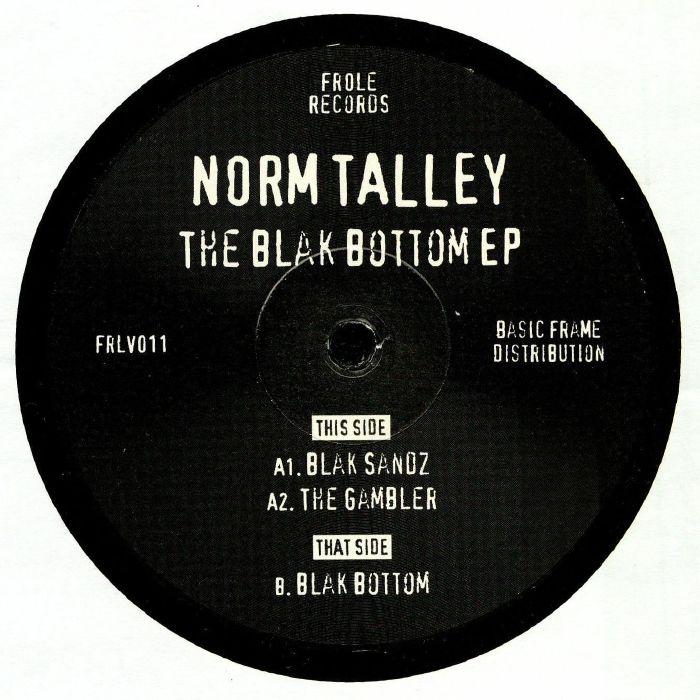 Norm Talley The Blak Bottom Ep Vinyl At Juno Records.