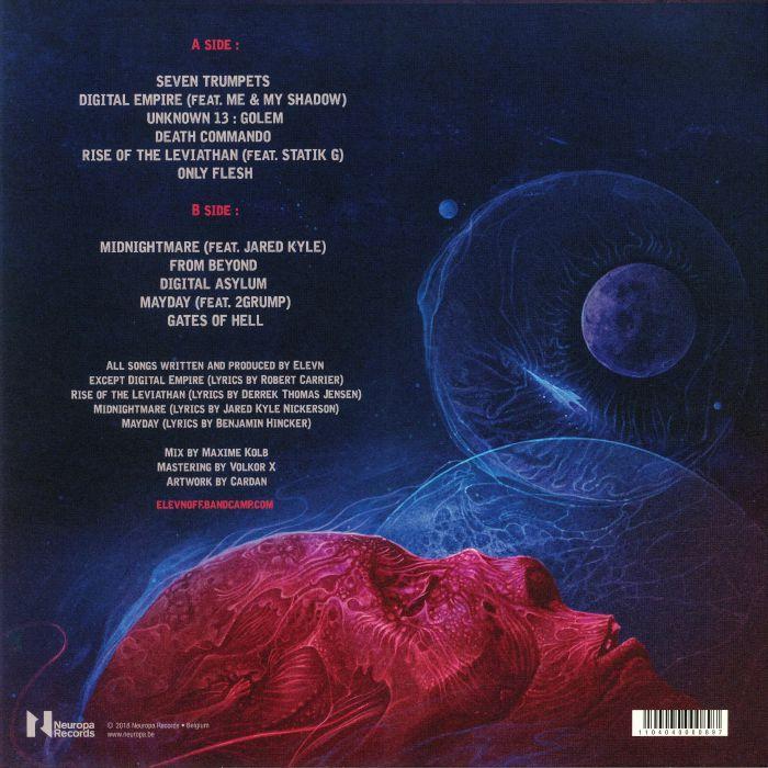 ELEVN Digital Empire vinyl at Juno Records