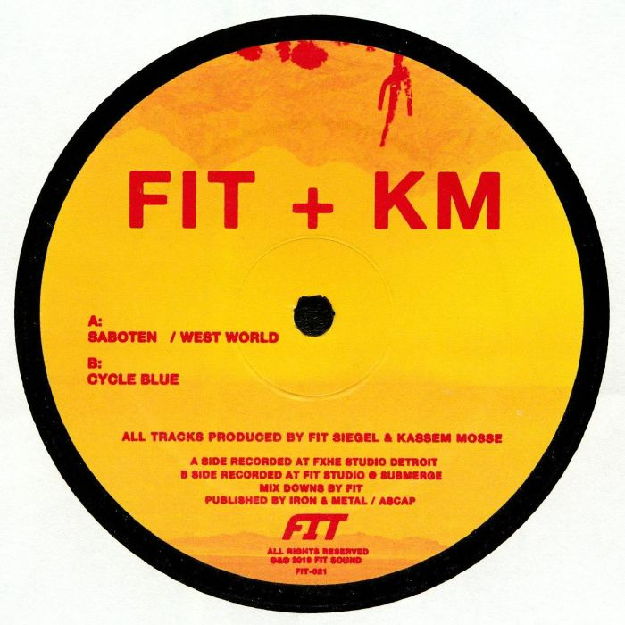 Fit Siegel/kassem Mosse Saboten Vinyl At Juno Records.