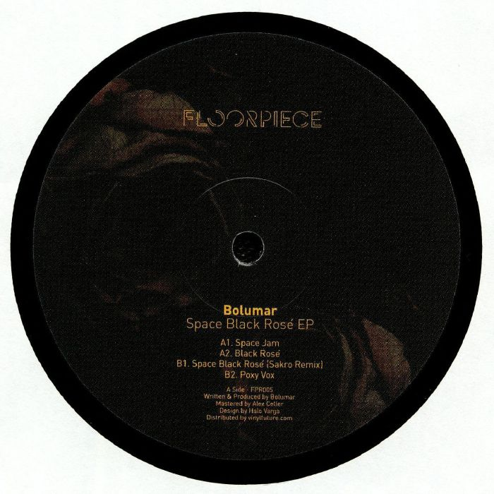 Bolumar Space Black Rose Ep Vinyl At Juno Records.