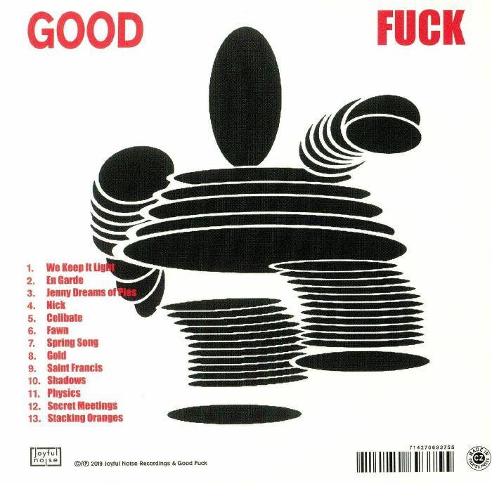 GOOD FUCK Good Fuck vinyl at Juno Records