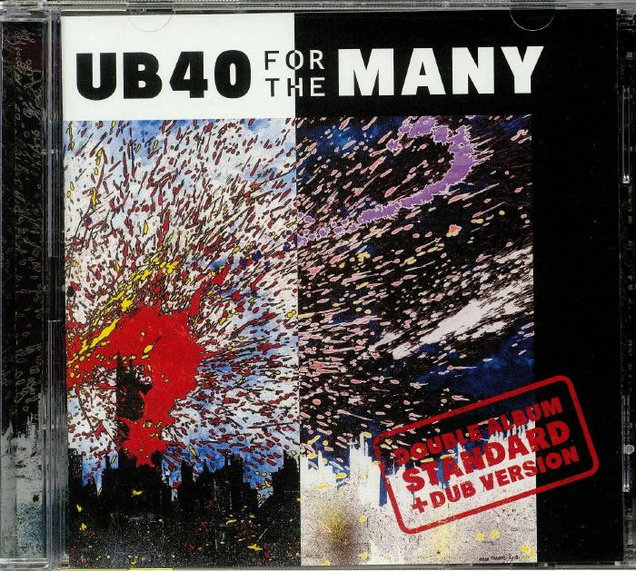 Ub40 For The Many Vinyl At Juno Records