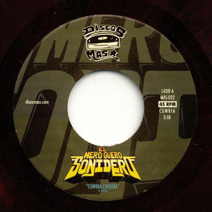 EL MERO GUERO SONIDERO Cumbia Chulita vinyl at Juno Records