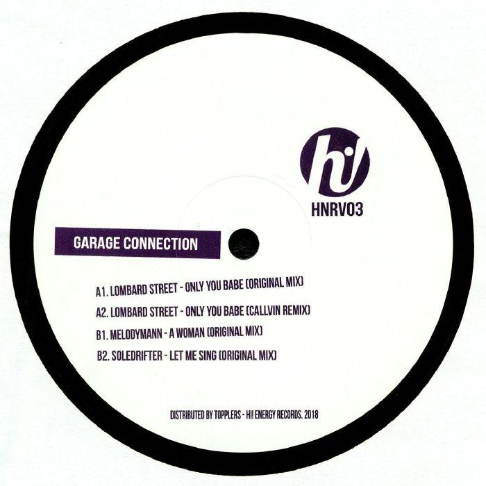 Connection garage