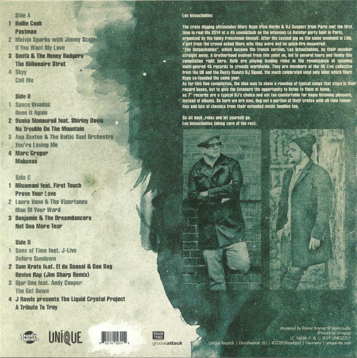 MARC HYPE/DJ SUSPECT/VARIOUS This Is DJs Choice Vol 3 vinyl