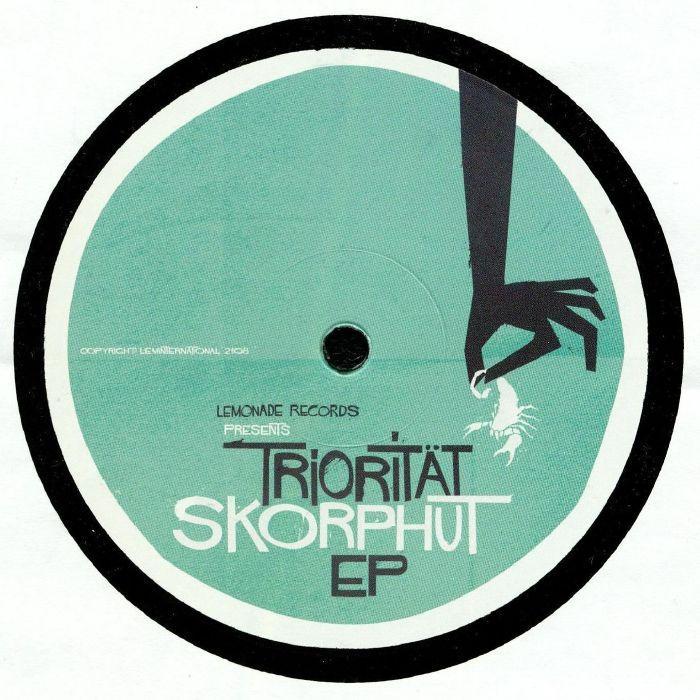 Trioritat Skorphut Ep Vinyl At Juno Records.