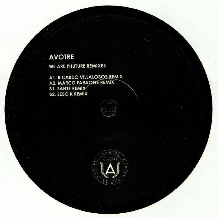 Phuture We Are Phuture Remixes Vinyl At Juno Records.
