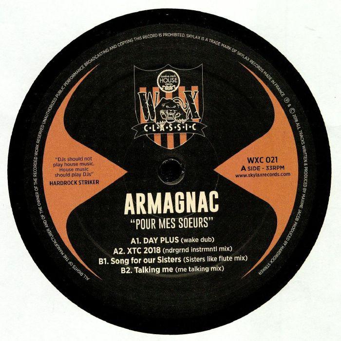 Armagnac Pour Mes Soeurs Vinyl At Juno Records.
