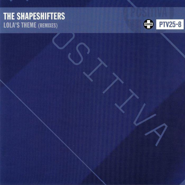 Shapeshifters The Lola S Theme Remixes Vinyl
