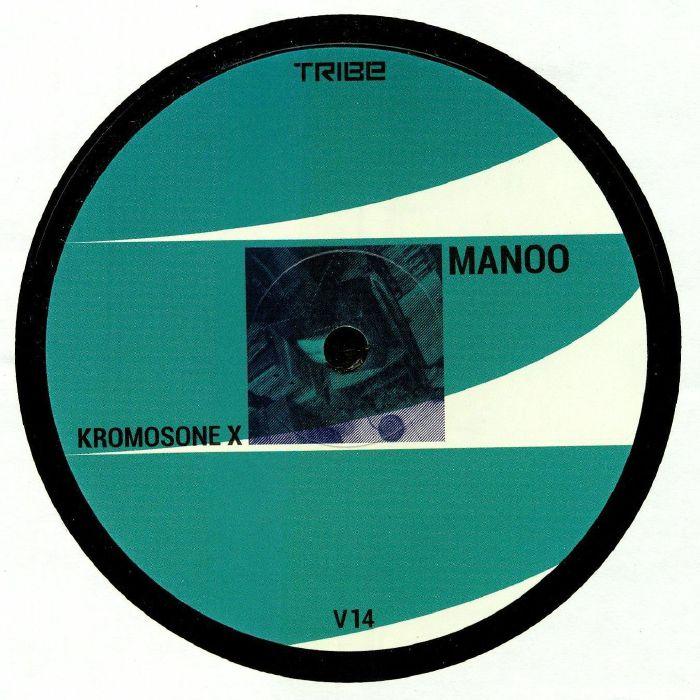 Manoo Kromosome X Vinyl At Juno Records.
