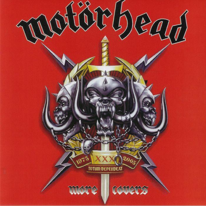 MOTORHEAD More Covers vinyl at Juno Records