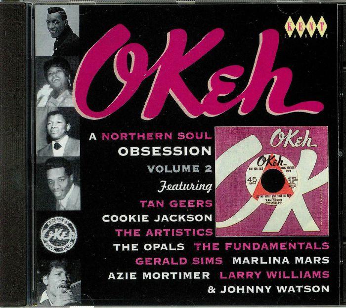 VARIOUS OKeh: A Northern Soul Obsession Vol 2 vinyl at Juno
