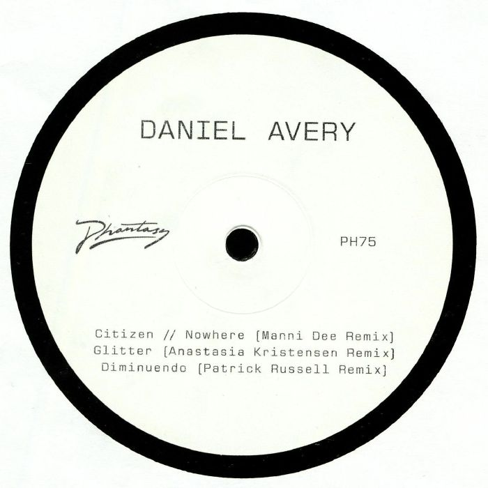 Daniel AVERY Song For Alpha Remixes: One vinyl at Juno