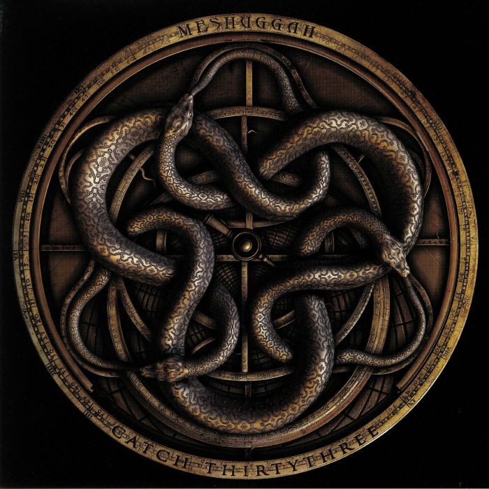 MESHUGGAH Catch Thirtythree (remastered) vinyl at Juno