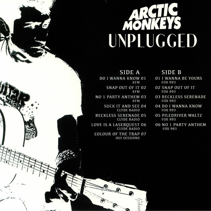 ARCTIC MONKEYS Unplugged vinyl at Juno Records