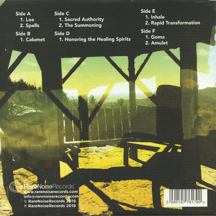 VARIOUS Ceremonial Healing (Record Store Day 2019) vinyl at Juno