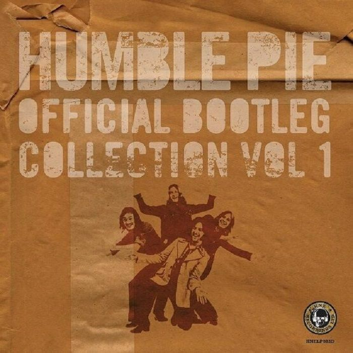 HUMBLE PIE Official Bootleg Vol 1 (Record Store Day 2019) vinyl at