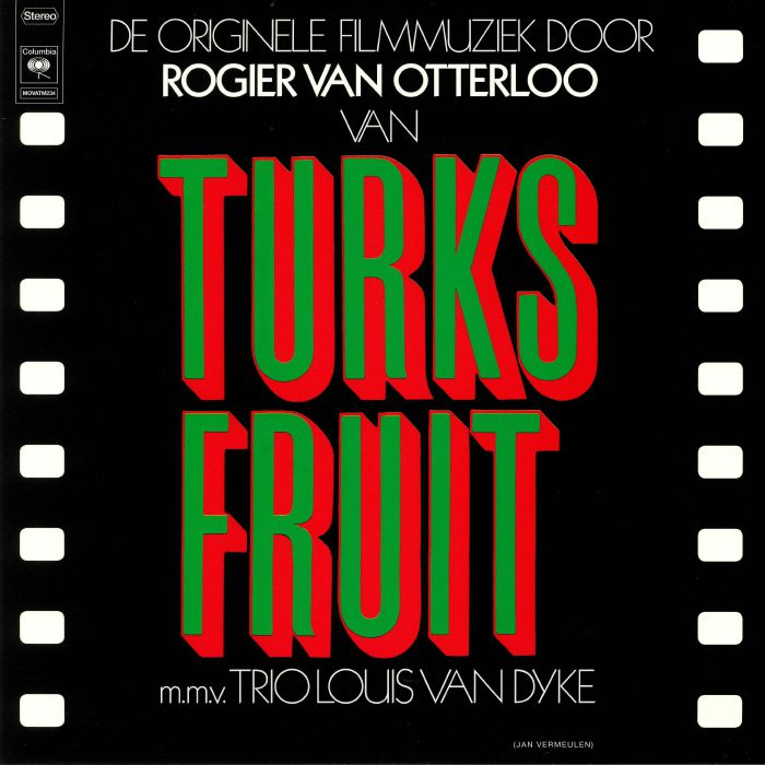 Rogier VAN OTTERLOO Turks Fruit (Soundtrack) (Record Store