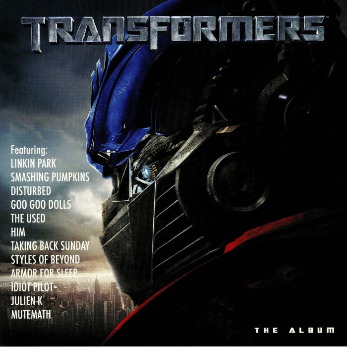 VARIOUS Transformers: The Album (Soundtrack) (Record Store