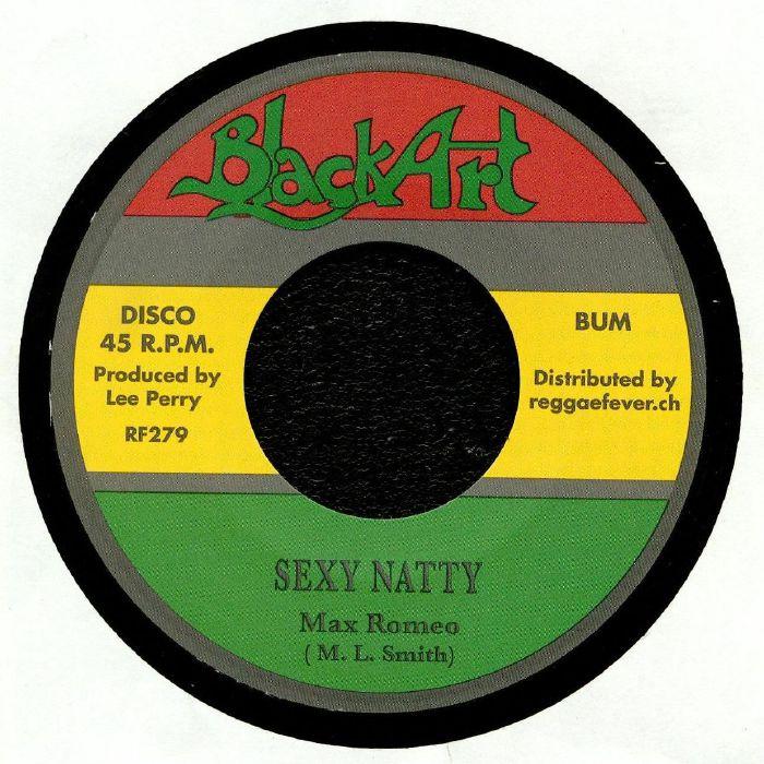 Max ROMEO Sexy Natty vinyl at Juno Records